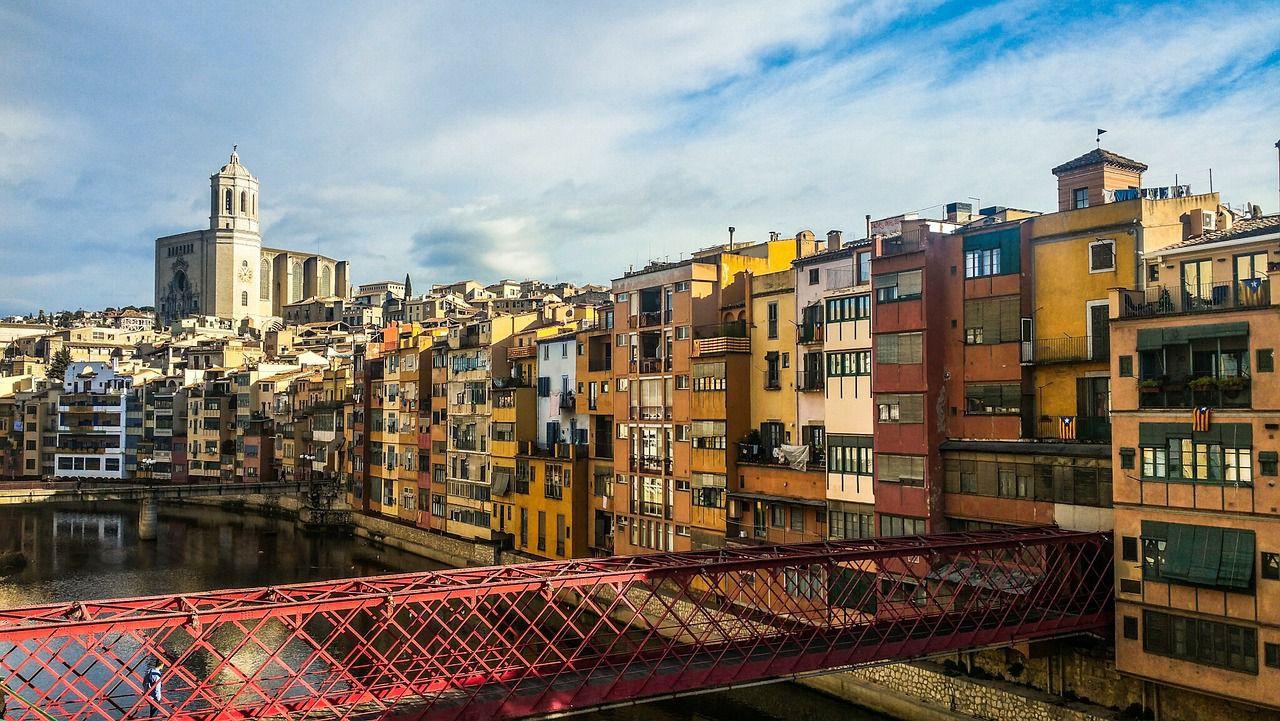 Girona, El Entorno · Hotel Carlemany Girona